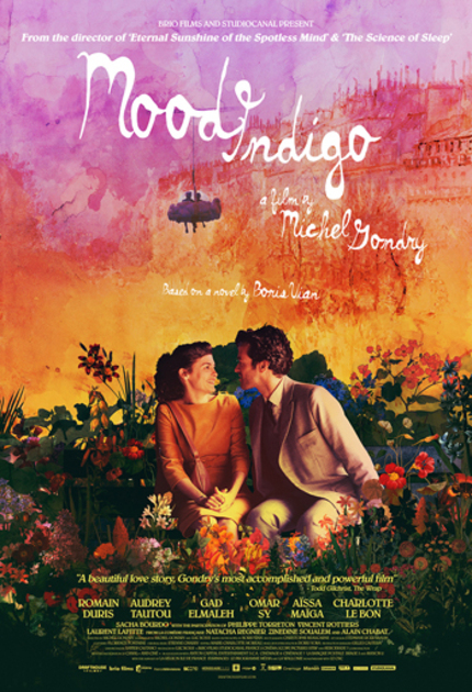 MOOD INDIGO And ZERO THEOREM To Open Saskatoon Fantastic Film Festival