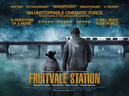 FRUITVALE STATION Makes A Stop In The UK