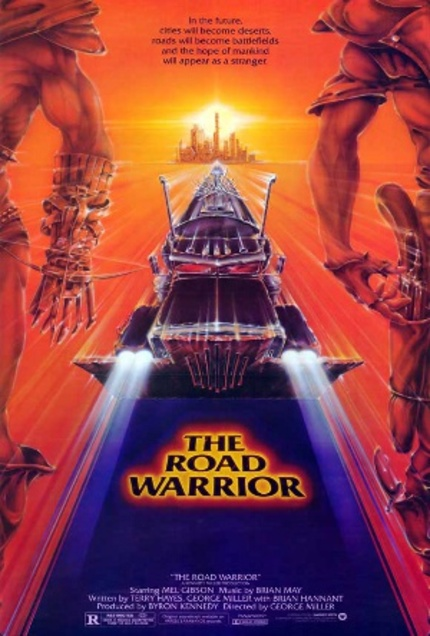 The Kids Talk Film: MAD MAX 2: THE ROAD WARRIOR