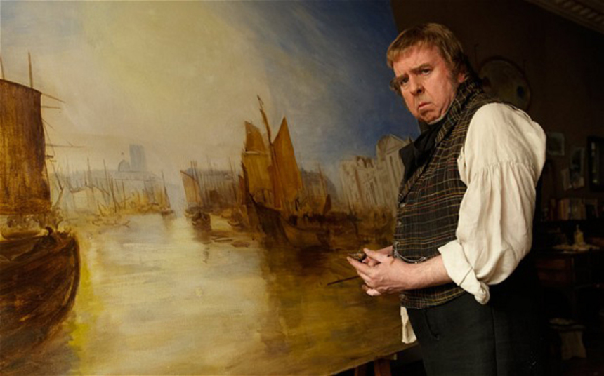 Timothy Spall & Mike Leigh Bring British Painter To Life In Trailer For MR. TURNER