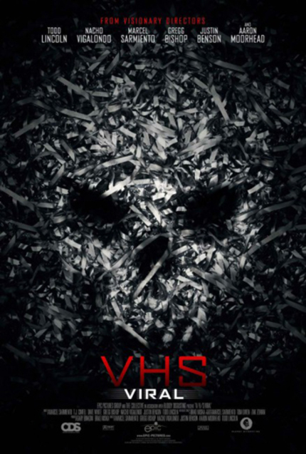V/H/S VIRAL: New Poster, New Trailer, And A U.S. Distrib!