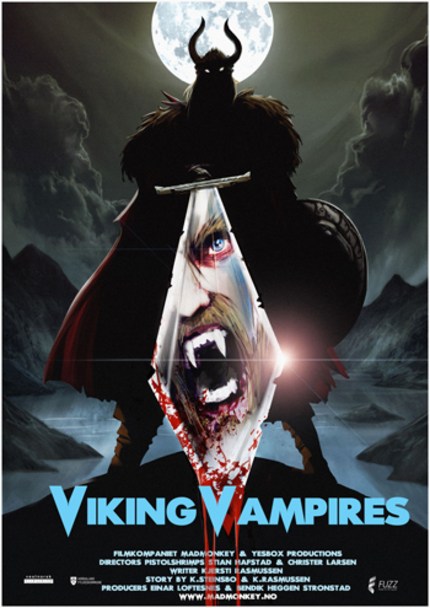 Crowdfund This! Help The VIKING VAMPIRES Invade Our Shores!