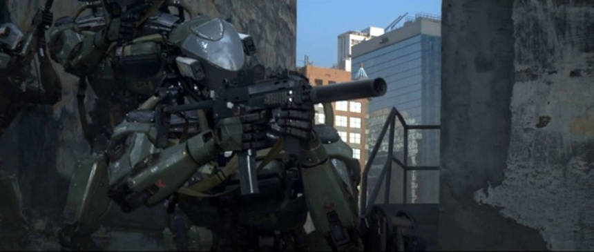 Watch The Teaser For Hong Kong Sci-Fi Project VIRTUS