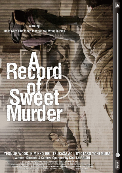 Watch The Exclusive First Teaser For Japanese-Korean Thriller A RECORD OF SWEET MURDER