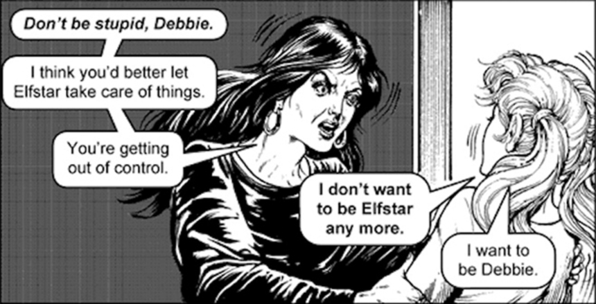 Chick Tracts Come To Life In Anti-RPG Flick DARK DUNGEONS