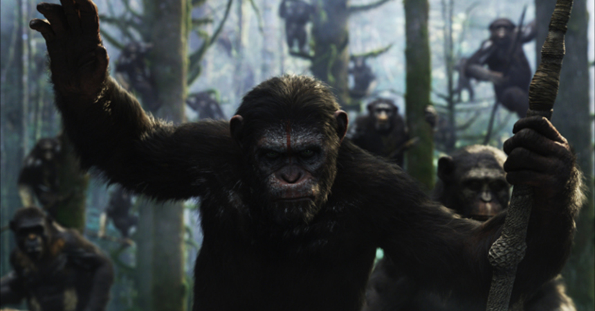 DAWN OF THE PLANET OF THE APES: The War Has Already Begun In Newest Trailer