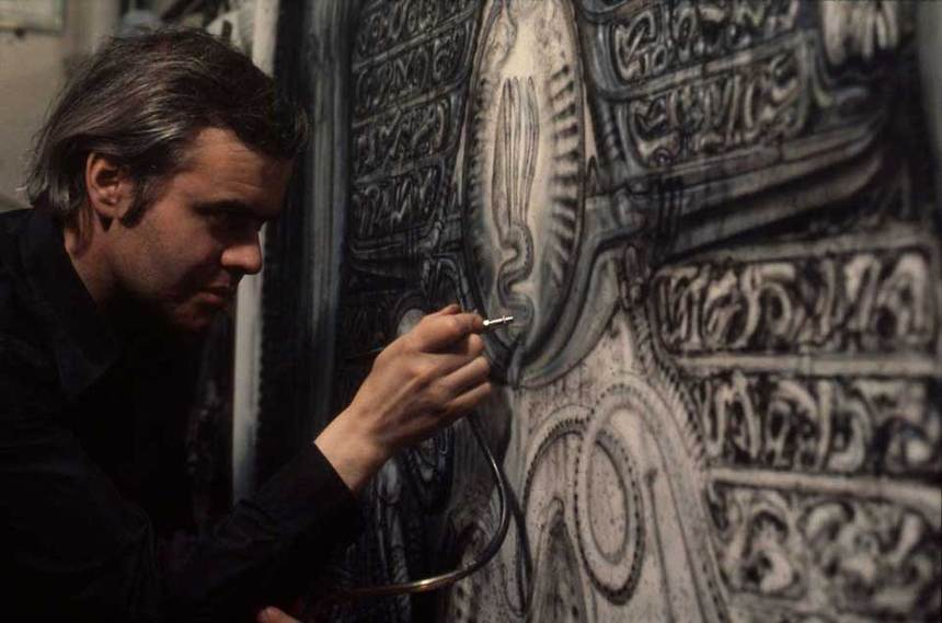 Rest In Peace, H. R. Giger
