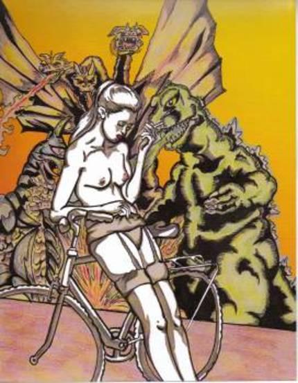 Godzilla Sex 24