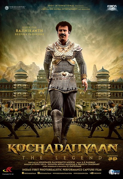 Review: KOCHADAIIYAAN Is An Undercooked Epic Whose Reach Exceeds Its Grasp