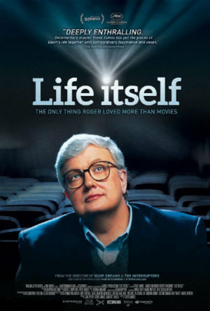 First Trailer: LIFE ITSELF, Roger Ebert Doc
