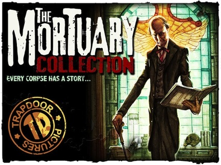 Crowdfund This! Horror Anthology THE MORTUARY COLLECTION