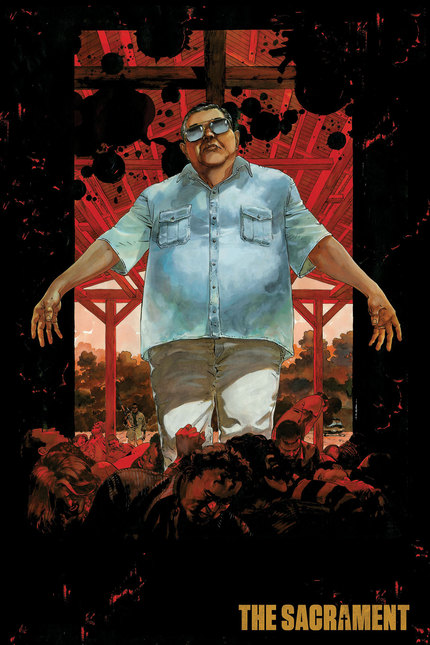 Win A Signed Poster And More From Ti West's THE SACRAMENT