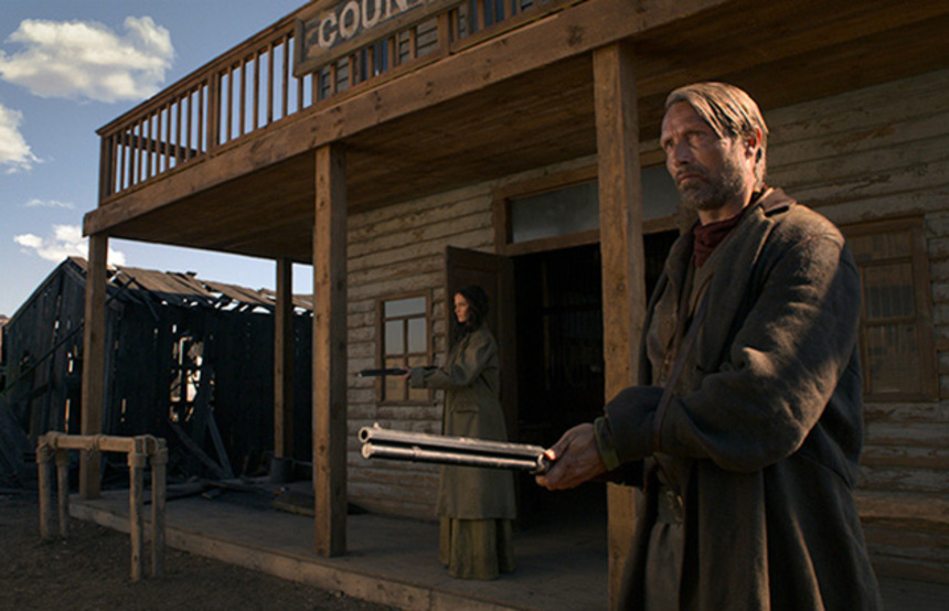 THE SALVATION: IFC Films Acquires North American Rights