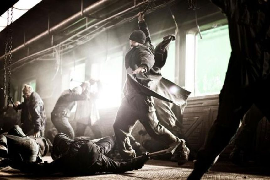 SNOWPIERCER Gets An Action-Packed Red Band US Trailer
