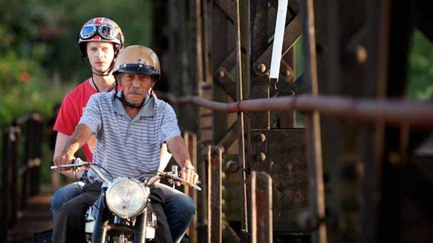 Udine 2014 Review: THE JOURNEY, A Feel-Good Road Film About The Ups And Downs Of Cross-Cultural Relationships