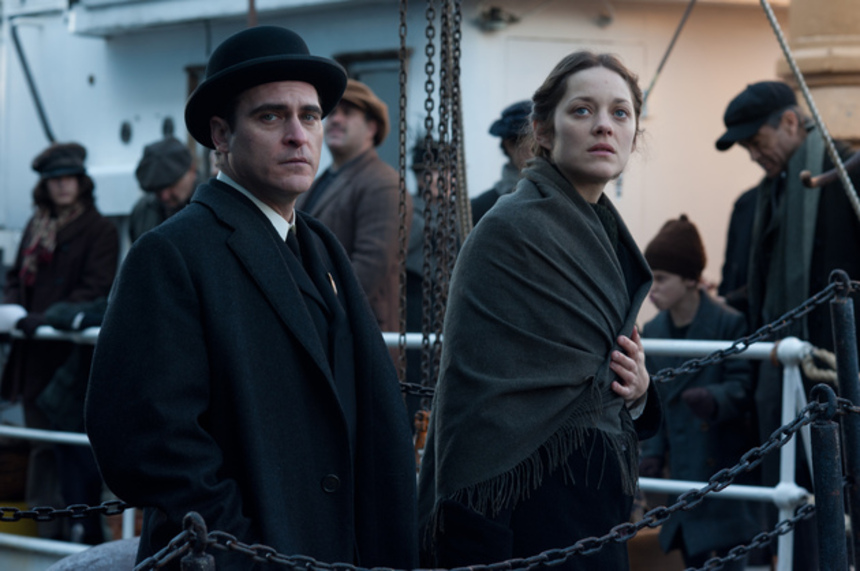 Review: THE IMMIGRANT, Coming To America Is Gorgeous, But Slow Business