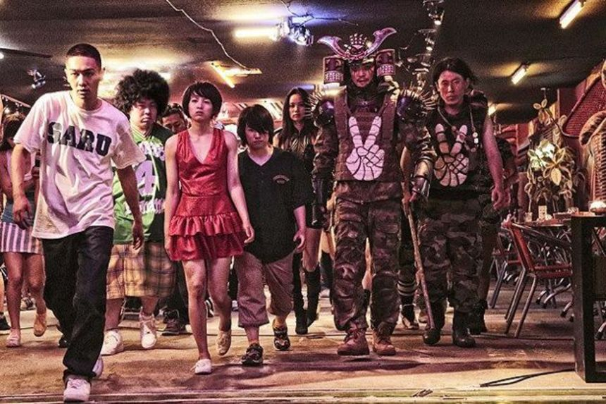 Teaser For Sono Sion's TOKYO TRIBE Brings The Crazy!