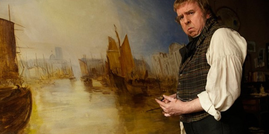 Cannes 2014 Review: MR. TURNER Paints A Blurry Picture