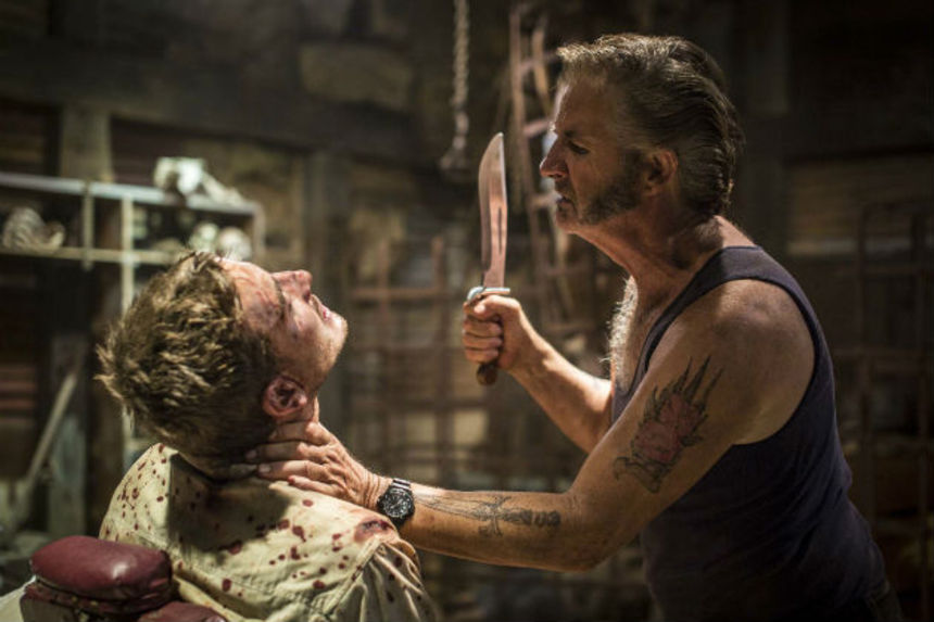 Review: WOLF CREEK 2, Nasty As Ever