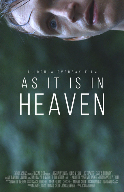 Follow The Prophet With Trailer For Cult Indie AS IT IS IN HEAVEN