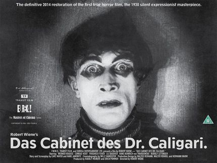 Gorgeous New Trailer For DAS CABINET DES DR. CALIGARI Re-Release