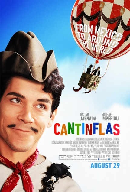 CANTINFLAS Trailer: The World's Greatest Clown Gets A Biopic