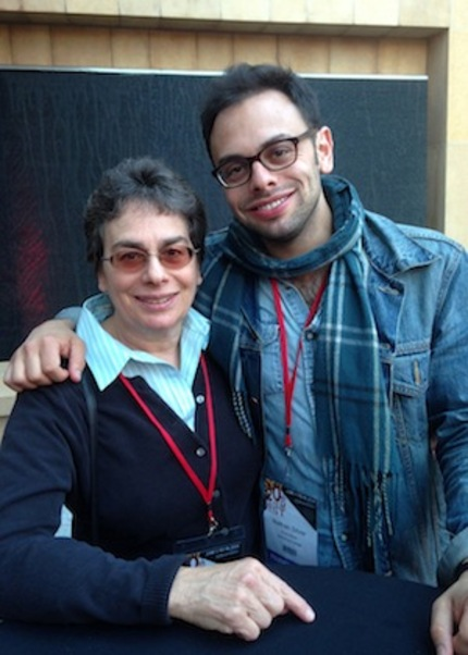 LA Film Fest 2014 Interview: UNCERTAIN TERMS' Actress Cindy Silver On Her Son, Director Nathan Silver