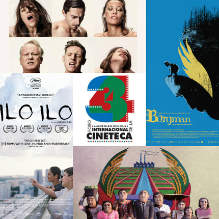 Cineteca Nacional's 34 Foro Lineup: NYMPHOMANIAC VOL. II, BORGMAN, And Much More