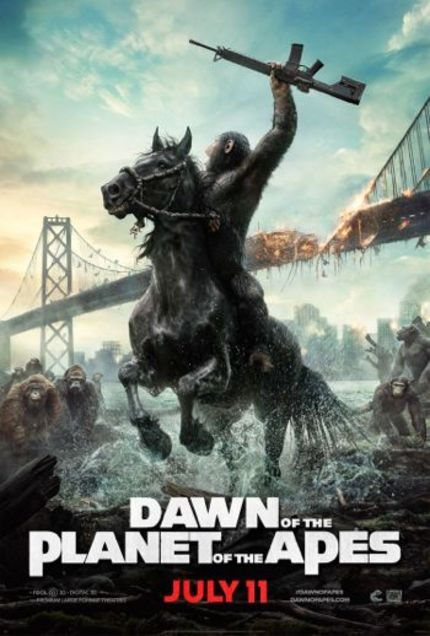 Go Ape For New DAWN OF THE PLANET OF THE APES Trailer