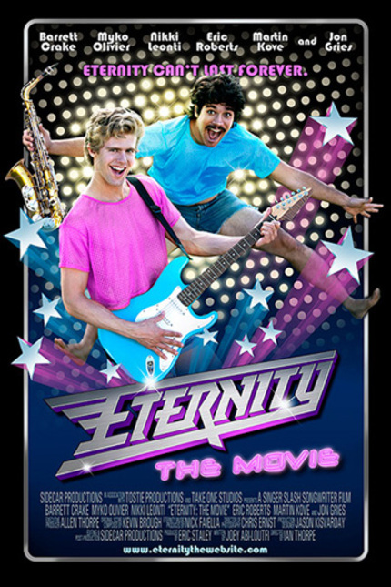 Watch The First Trailer For 80s Comedy ETERNITY: THE MOVIE