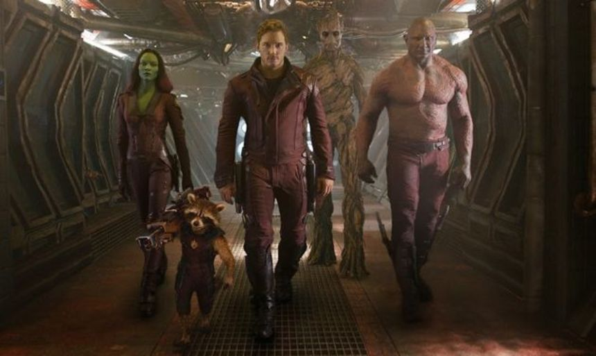 New GUARDIANS OF THE GALAXY Trailer Takes An Epic Approach