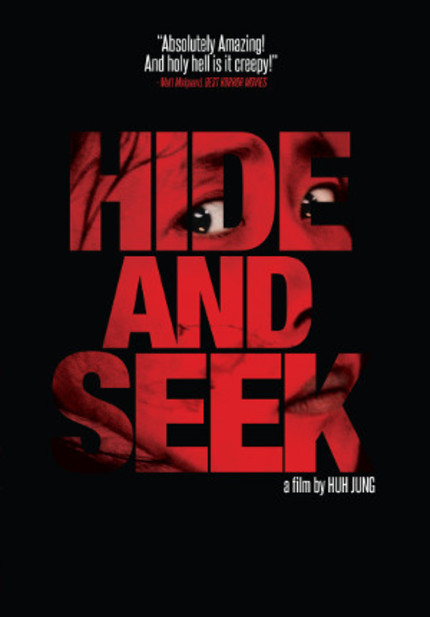 Win Hit Korean Thriller HIDE AND SEEK On DVD!