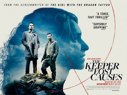 Watch The Official UK Trailer For Nordic Noir THE KEEPER OF LOST CAUSES