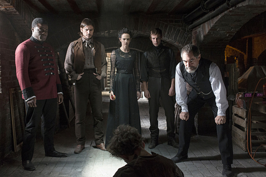 Showtime Renews Gothic Horror PENNY DREADFUL For Second Season