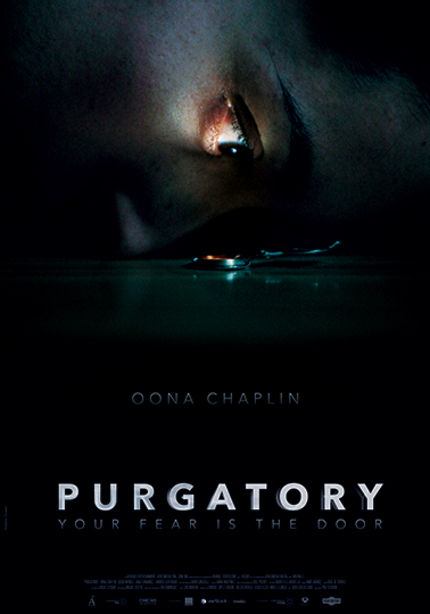 Oona Chaplin Is In PURGATORY