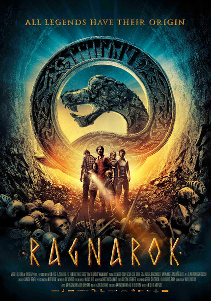 RAGNAROK: US Trailer For Norwegian Adventure Shows Off Creature Action