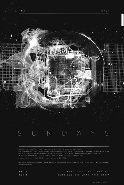 Watch The Gorgeous Second Teaser For Indie SciFi Short SUNDAYS