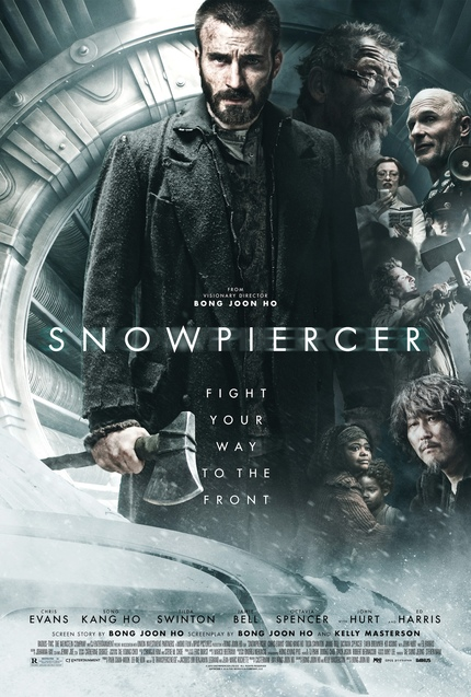 SNOWPIERCER: Tilda Swinton Delivers An Inspirational Speech In New Clip