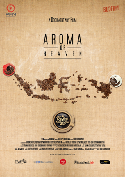 Hey Coffee Lovers, Smell This: AROMA OF HEAVEN Trailer