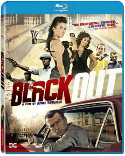 Now On Blu-ray: BLACK OUT Continues To Sparkle Like A Dirty Diamond
