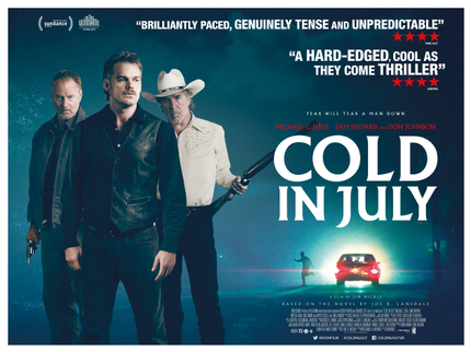 COLD IN JULY: Watch The UK Trailer For Jim Mickle's Gritty Thriller