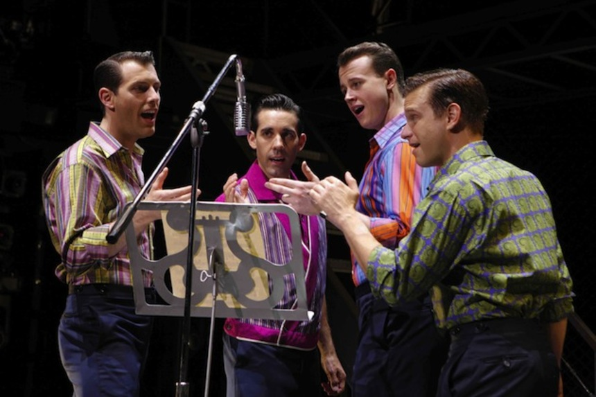 Review: JERSEY BOYS, Oh, What a Mess...