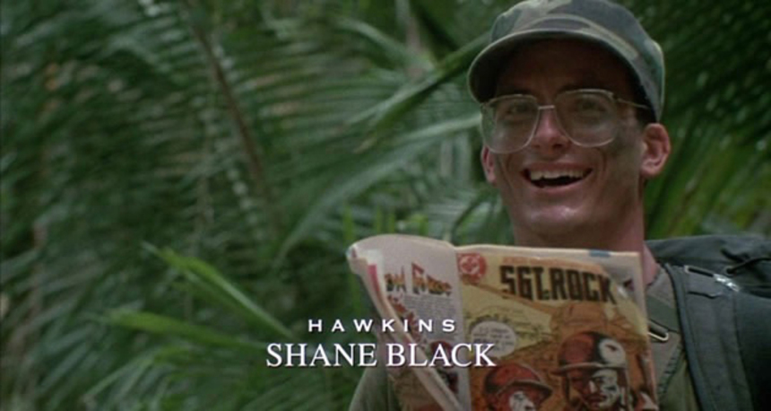 PREDATOR: Shane Black Attached To Another Attempt At Reviving The Franchise