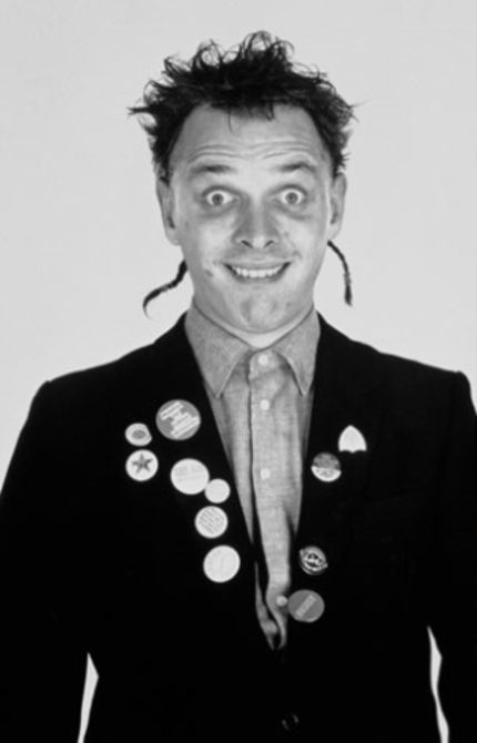 The People's Poet Is No More: Rik Mayall Dies At 56