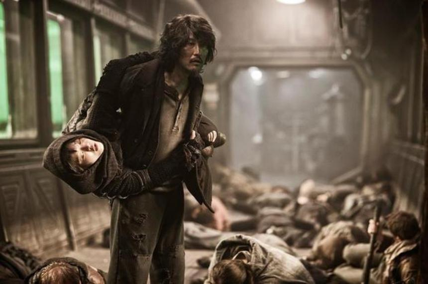 Review: SNOWPIERCER, A Singular And Breathtaking Cinematic Experience