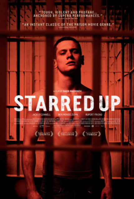 Watch The Raw And Gritty US Trailer For Acclaimed Prison Drama STARRED UP