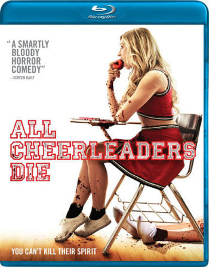Win An ALL CHEERLEADERS DIE Signed Poster And Blu-ray