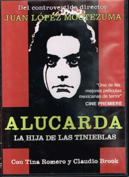 Hey, Mexico! Win Cult Classic ALUCARDA On DVD