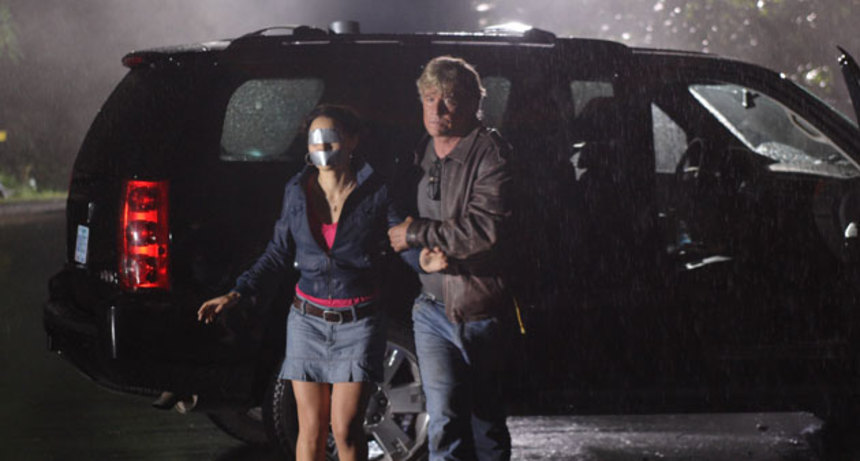 Watch: Tom Berenger Kidnaps Girls In AMBER ALERT: TERROR ON THE HIGHWAY