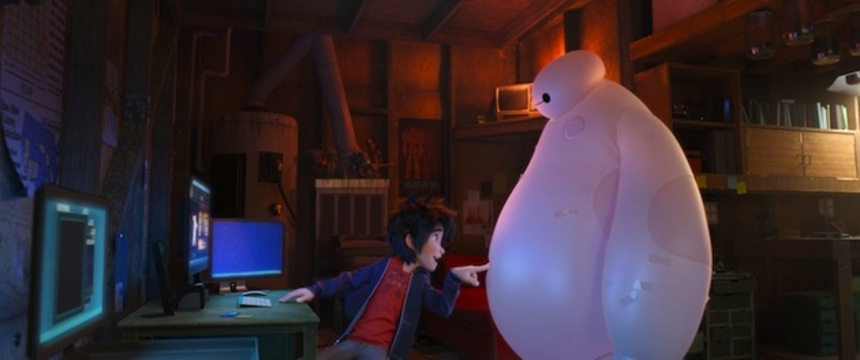 Disney's BIG HERO 6 To Open Tokyo International Film Festival